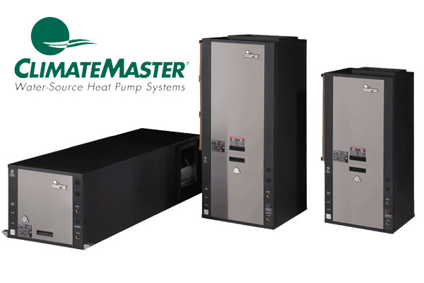 climatemaster tranquility heat pumps